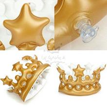 Corona Rey inflable - Ítem1