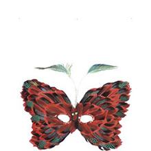 Antifaz veneciano plumas - Ítem1