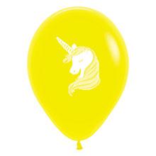 Globos Látex Unicornio, Pack 6 u. - Ítem3