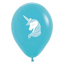 Globos Látex Unicornio, Pack 6 u. - Ítem4