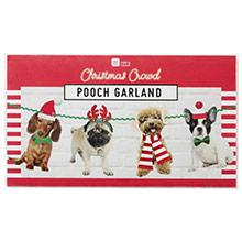 Guirnalda Navidad Perros - Ítem1
