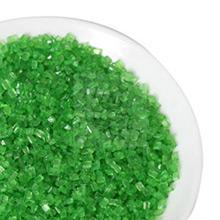 Bote azúcar de color verde para decorar Funcakes - Ítem1