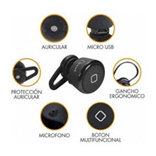 Auricular mini Bluetooth - Ítem1