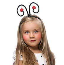 Diadema Ladybug infantil - Ítem1