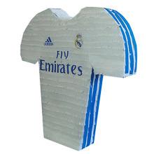 Piñata artesana Camiseta Real Madrid - Ítem1