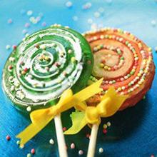 Molde piruletas circulares 3D - Ítem1