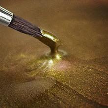 Pintura comestible oro metalizado Rainbow Dust - Ítem1