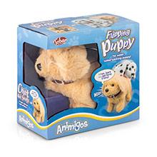 Cachorro labrador con movimiento - Ítem1