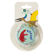 Cápsulas cupcakes dinosaurios - Ítem1