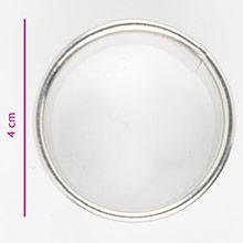 Cortador de galletas con forma circular - Ítem1