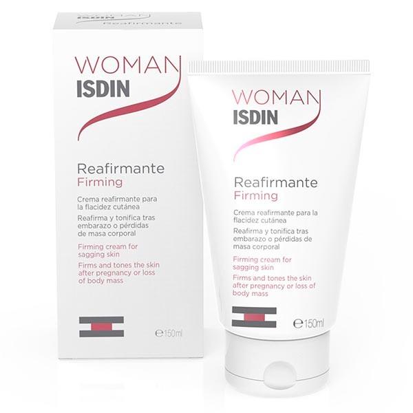 ISDIN Woman Reafirmante, 150 ml|Farmaconfianza