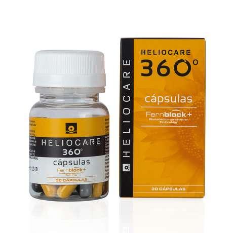 Heliocare 360º, 30 cápsulas