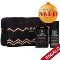 Apivita Men's Care Crema Antiarrugas + REGALO Champú Navidad 2017 | Farmaconfianza