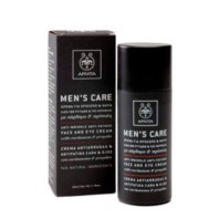 Apivita Men's care Crema Antiarrugas Cara y Ojos, 50 ml. ! Farmaconfianza