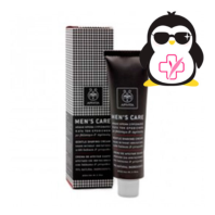 Apivita Men`s Care Crema de Afeitar Suave, 100 ml