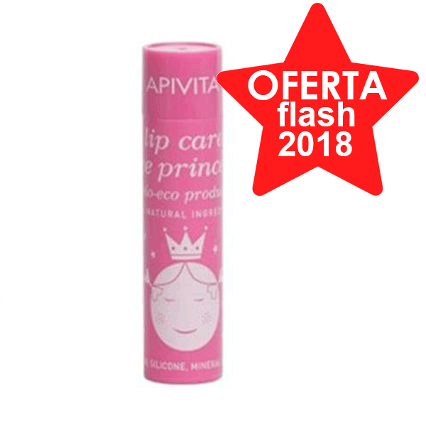 Apivita Lip Care Bálsamo Labial Bee Princess Bio-Eco