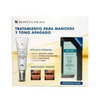 Pack Skinceuticals Tratamiento Manchas y Tono Apagado. | Farmaconfianza