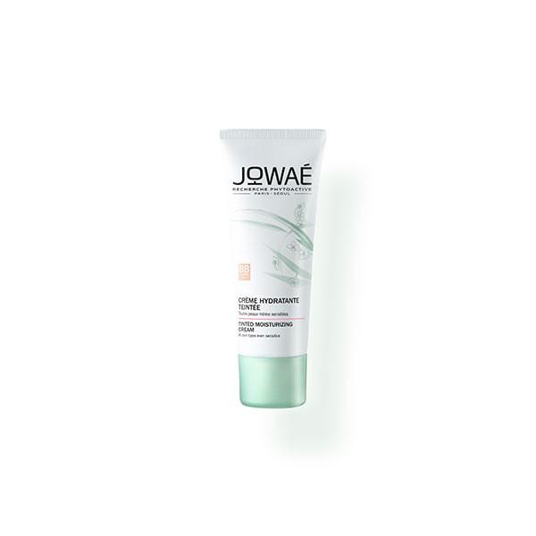 Jowae Crema Hidratante con color clara, 30 ml