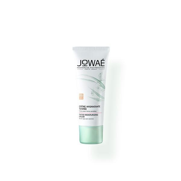 Jowae Crema Hidratante con Color Dorada, 30 ml