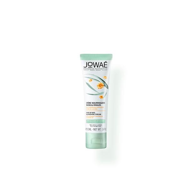 Jowae Crema Nutritiva Manos y uñas, 50 ml