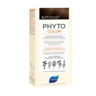 PhytoColor Sensitive 6.77 Marrón Claro Capuchino|Farmaconfianza