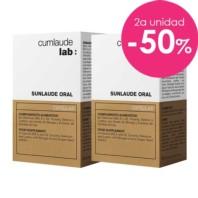 Cumlaude Sunlaude Oral, 30 + 30 cápsulas ! Farmaconfianza