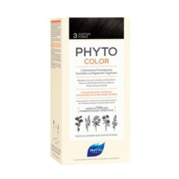 Comprar Online Tinte Pelo PhytoColor 3 Castaño Oscuro | Farmaconfianza