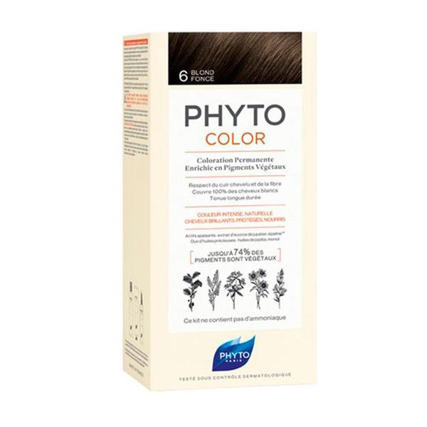 PhytoColor 6 Rubio Oscuro