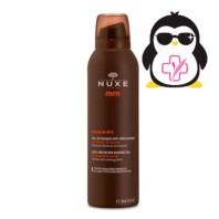 NUXE Men Gel de Afeitar anti-irritaciones, 150 ml