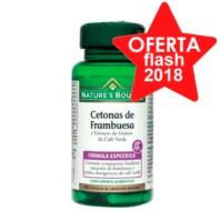 Nature's Bounty Cetonas de Frambuesa y Extracto de Granos de Café Verde, 60 cápsulas | Farmaconfianza