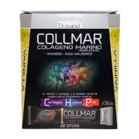 Collmar Magnesio Sticks sabor Vainilla, 20 sticks ! Farmaconfianza