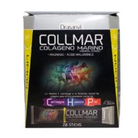 Collmar Magnesio Sticks sabor Limón, 20 sticks. ! Farmaconfianza