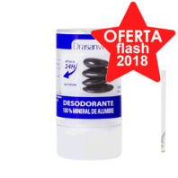 Drasanvi Desodorante Alumbre Mineral ! Farmaconfianza