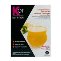 Kot Nutrición Bebida de Naranja, 7 sobres | Compra Online