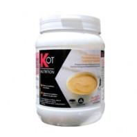 Kot Nutrición Crema de Postre Vainilla, 400 g | Compra Online