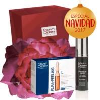 Compra Online Martiderm Caja Regalo Beauty Box Proteum Sérum + Alfa Peeling | Farmaconfianza