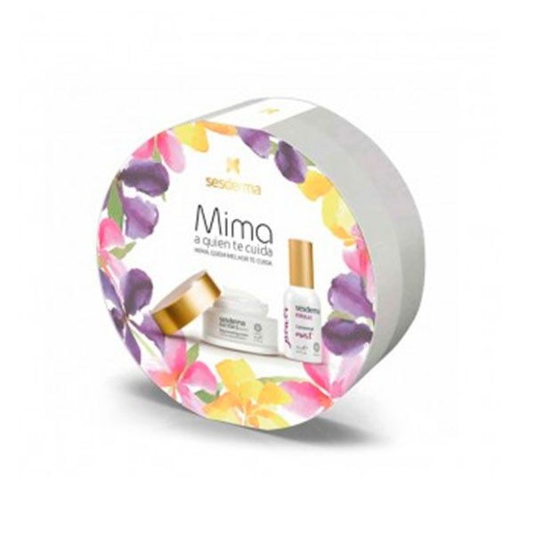 Sesderma Pack Especial Regalo Factor G Crema Facial, 50 ml + Ferulac Liposomal Mist, 30 ml