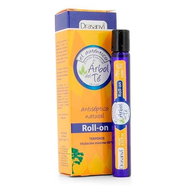 Drasanvi Aceite Esencial Árbol de Té Roll-on, 10 ml|Farmaconfianza