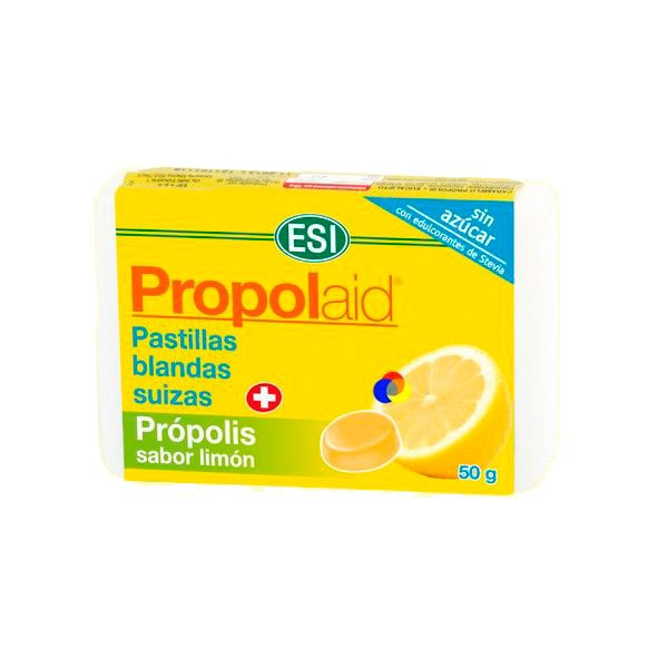 ESI Propolaid Pastillas Blandas Limón | Farmaconfianza