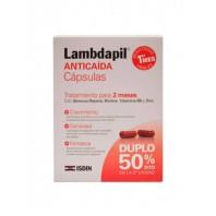 ISDIN Lambdapil DUPLO OFERTA 2 x 60 Cápsulas Anticaída | Compra Online
