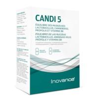 Inovance Candi 5 Equilibrio Mucosas, 30- + 30 cápsulas | Compra Online