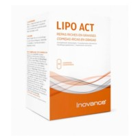 Inovance Lipo Act, 90 comprimidos | Compra Online