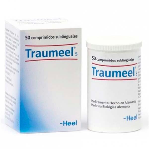 Heel Traumeel, 50 comprimidos | Farmaconfianza