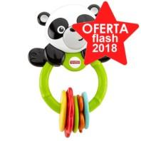 Fisher-Price Sonajero Zoo Clic Clac Panda 3+ | Farmaconfianza