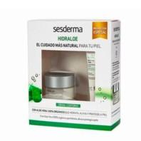 Sesderma Pack Hidraloe Crema Facial, 50 ml + Contorno de ojos, 15 ml