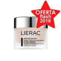 lierac arkéskin+ crema correctora del envejecimiento cutáneo hormonal - 50 ml
