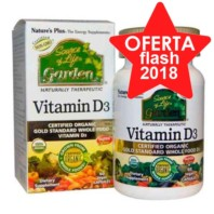 NATURE'S PLUS Vitamina D3, 60 Comprimidos. | Farmaconfianza