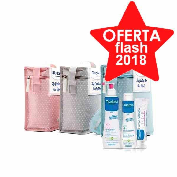 Mustela Pack Fiesta de los Bebés Nevera Rosa | Farmaconfianza