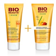 Nuxe Bio Beauté Sun Cofre Crema SPF50 + After Sun ! Farmaconfianza