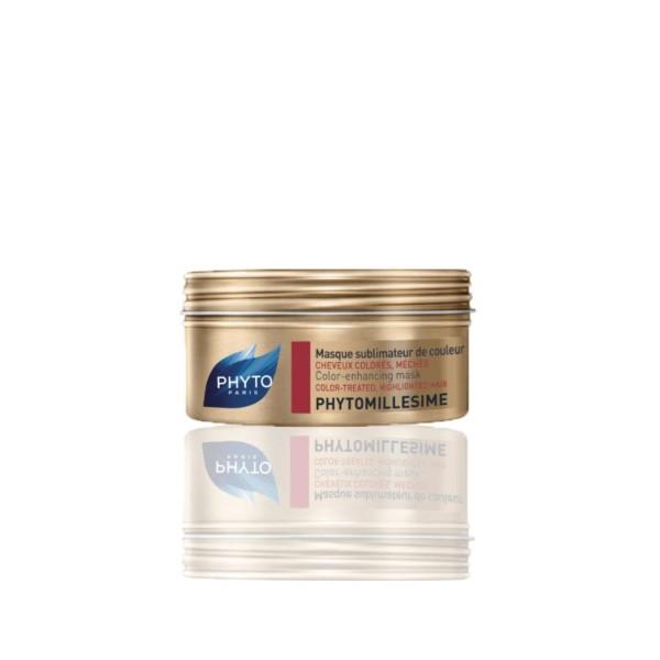 Phyto Phytomillesime Mascarilla Sublimadora del Color, 200 ml|Farmaconfianza
